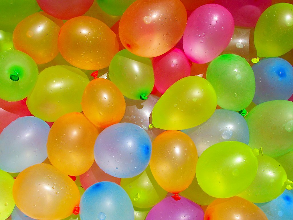 12 Juegos Con Globos De Agua Para Ninos Adolescentes Y Grupos De