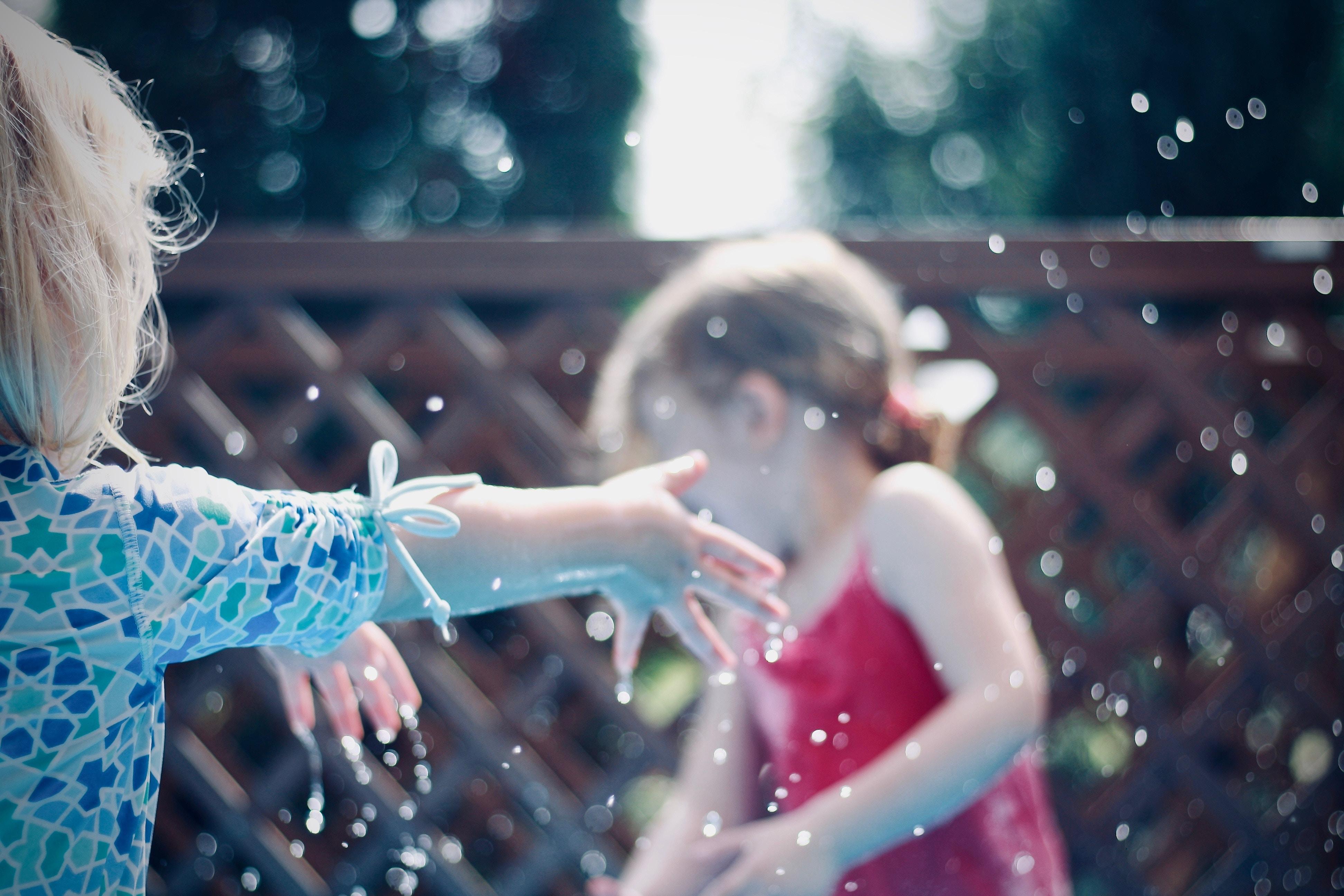 12 Juegos Con Globos De Agua Para Niños Adolescentes Y