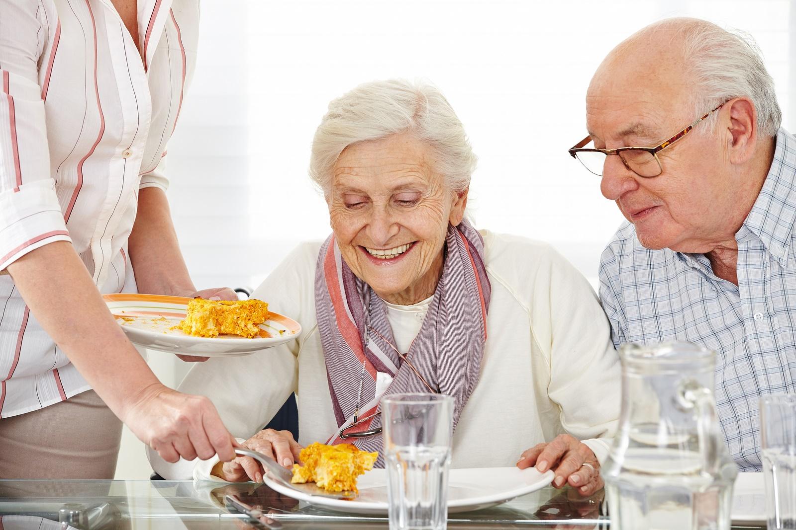 pérdida de apetito en los ancianos