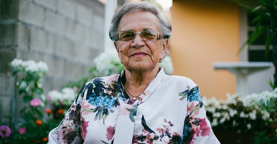 Teleasistencia domiciliaria para personas mayores