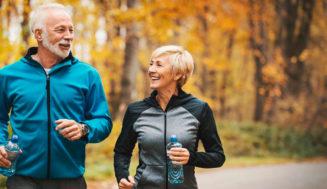 Ejercicios físicos para personas mayores
