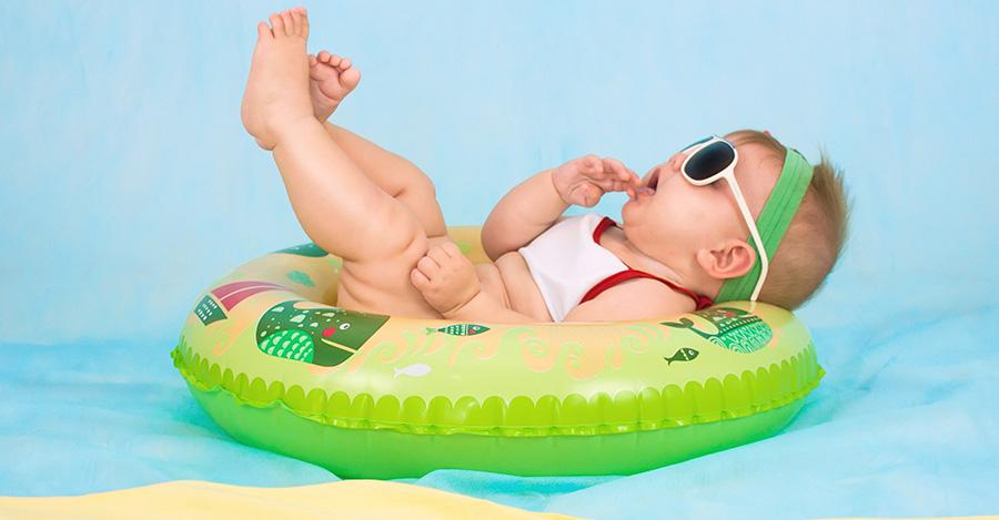 Causas, síntomas y tratamiento de la deshidratación en bebés