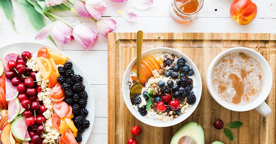 Dieta saludable para adultos mayores