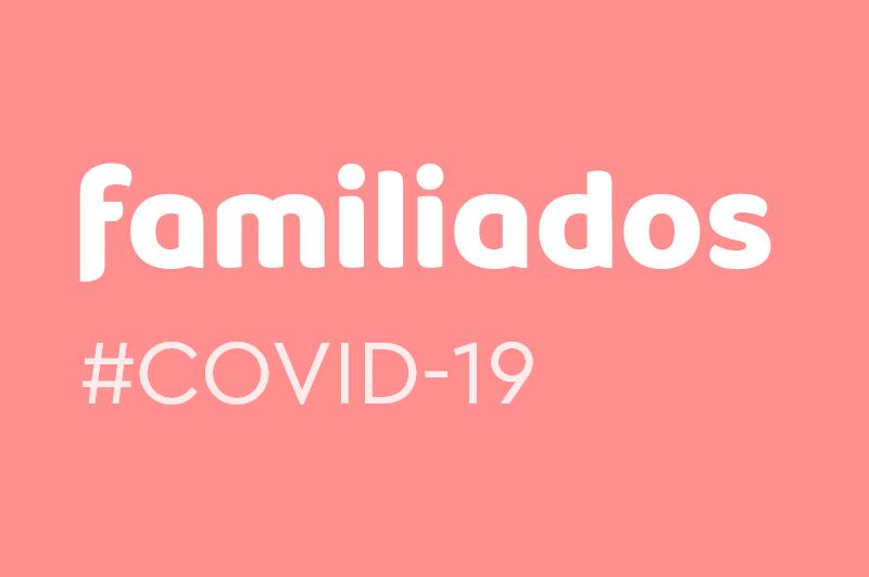 familiados ante el coronavirus covid-19