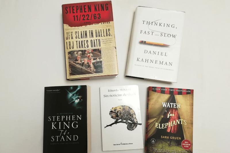 El virus de la lectura. Libros para evadirse de la crisis