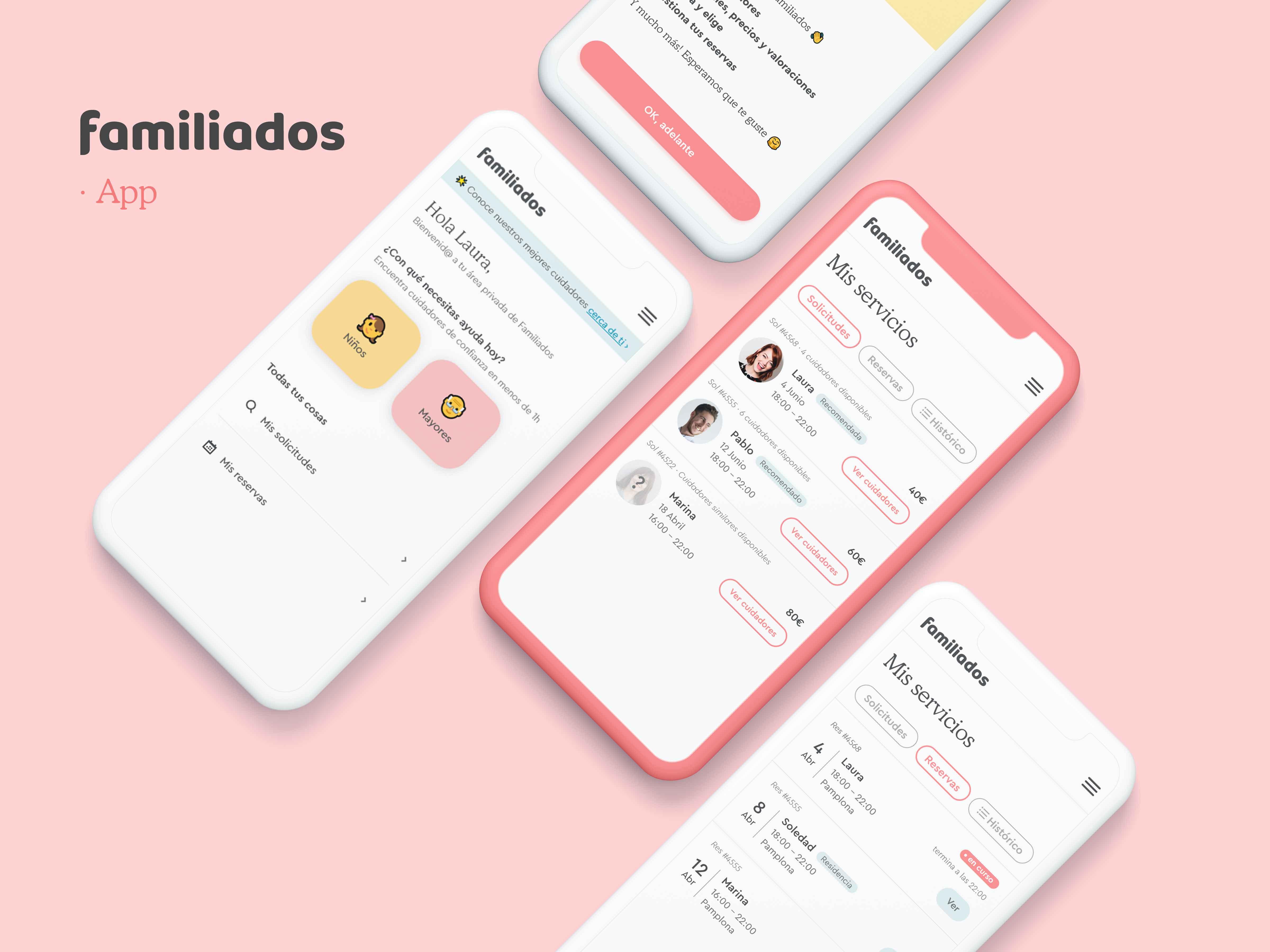 Familiados App | Entrevista App Marketing News. Hablamos con Ernesto Bravo